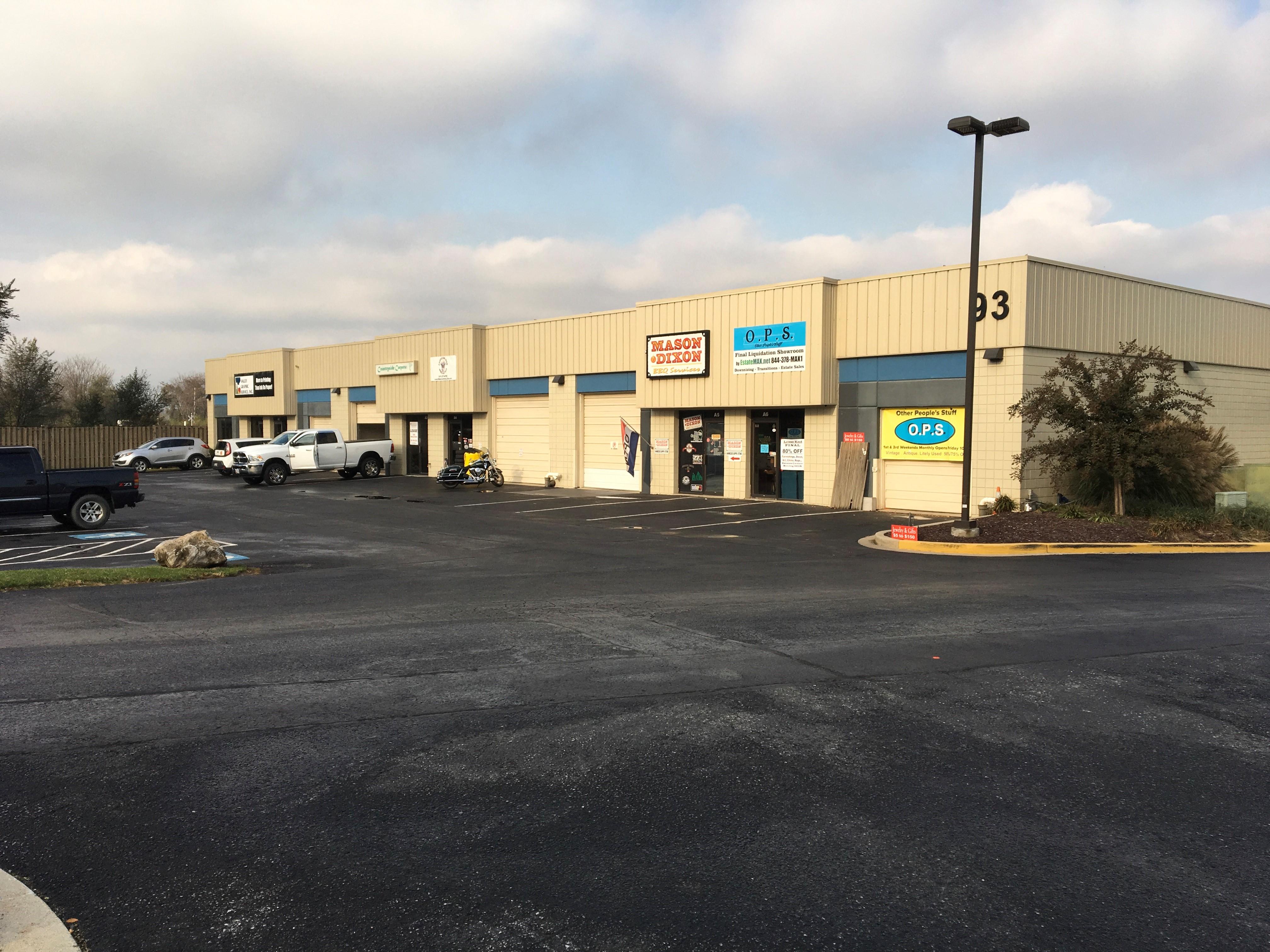 Patrick East Business Center Warehouse